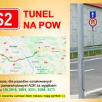 ADR tunel na S2 w Warszawie